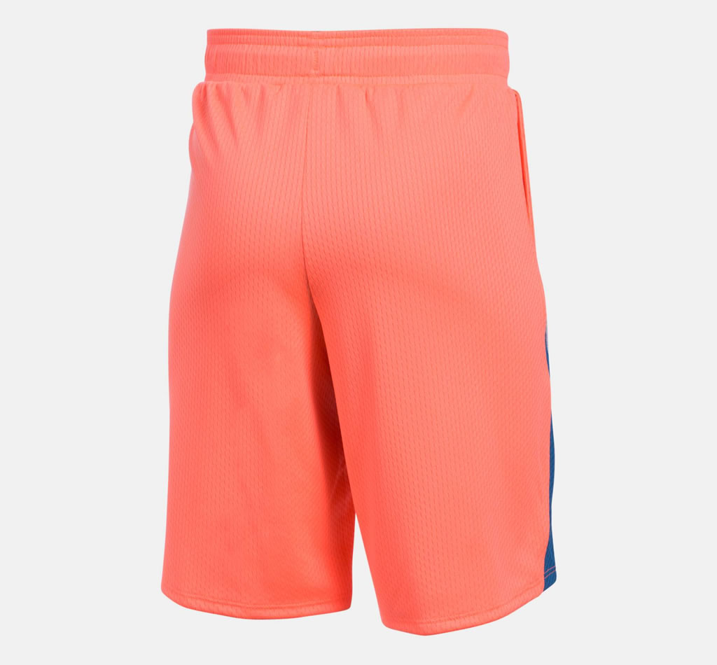 Orange Women's Basketball Shorts By UA
