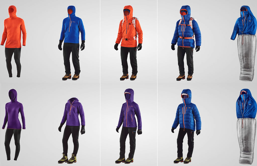 Patagonia High Alpine Kit For Men And Women