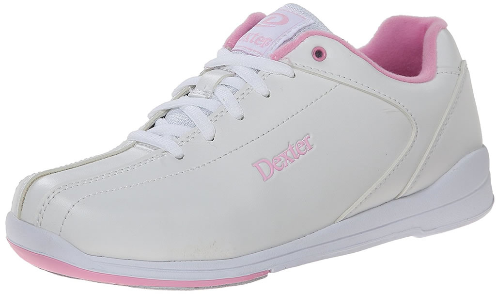 Pink Raquel IV Dexter bowling shoes for women