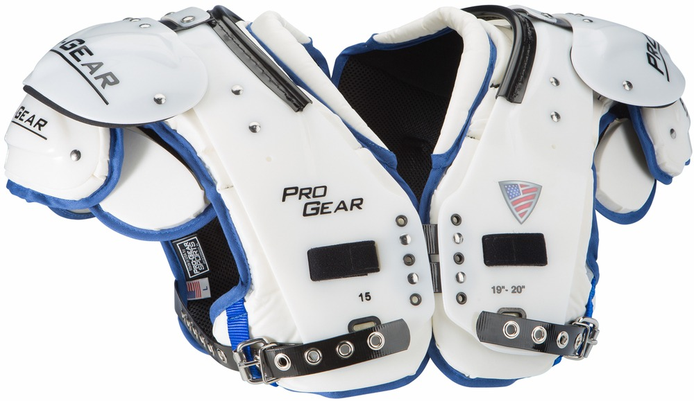 Pro Gear PL15 Adult Football Shoulder Pads