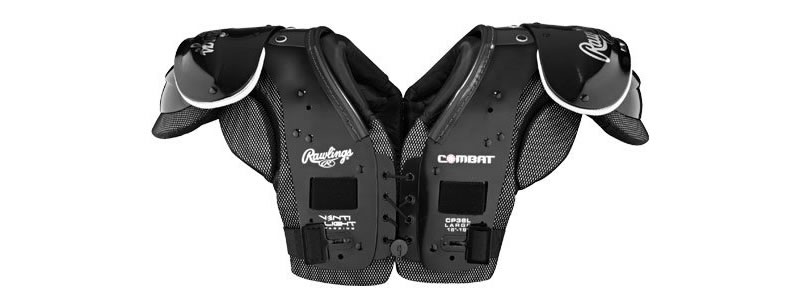 Rawlings Combat 36L Football Shoulder Pads