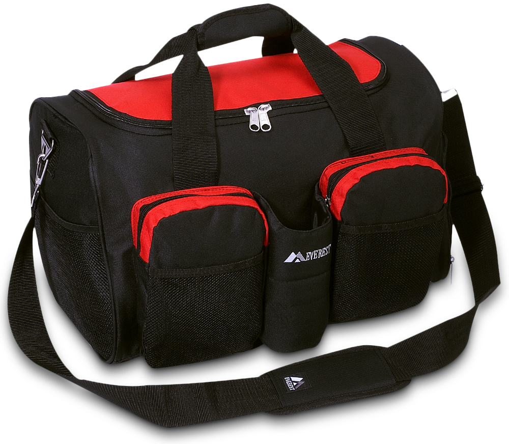 Red Everest Gym Bag With Wet Pocket