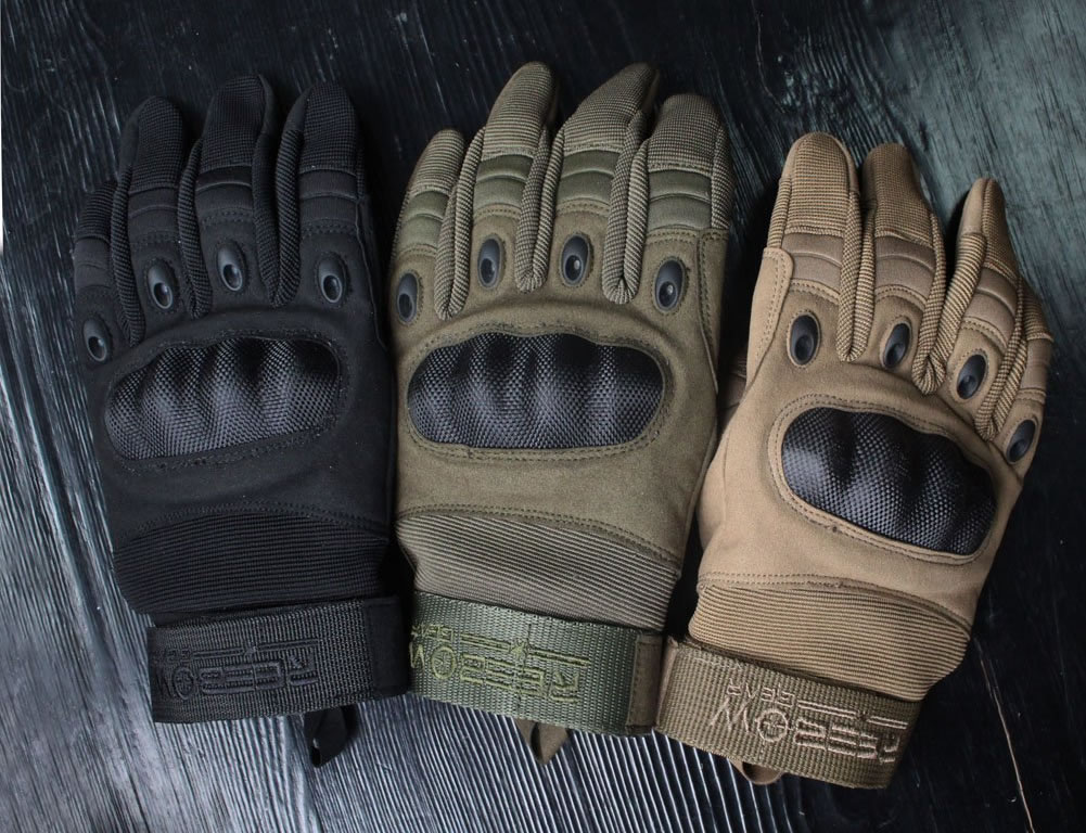Reebow Hard Knuckle Tactical Gloves