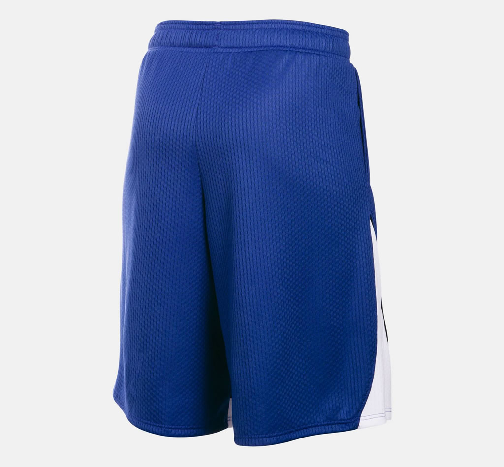 Royal Women's Basketball Shorts By UA
