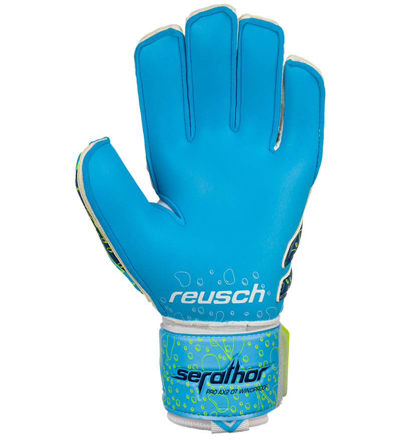Serathor Pro AX2 Ortho-Tec Windproof Gloves by Reusch