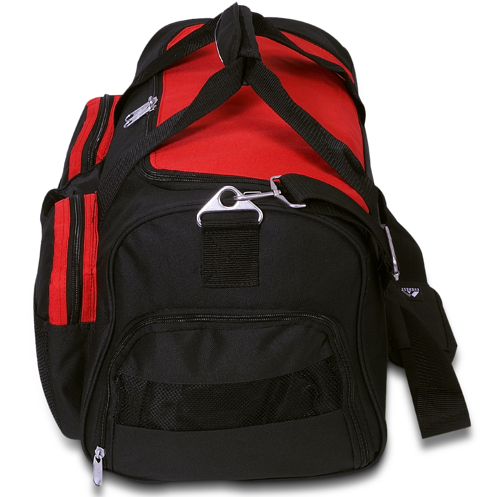Side Pocket, Gym Bag with Wet Pocket by Everest
