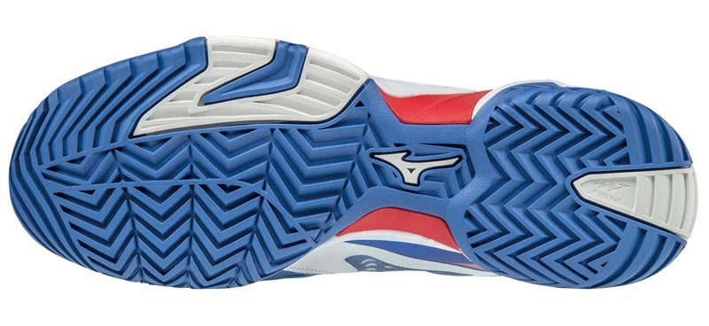 Sole, Wave Intense Tour 3 AC Tennis Shoes By Mizuno