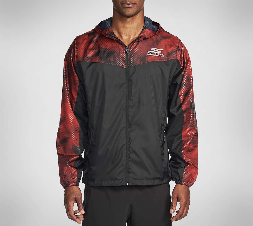 Sporty Pathfinder Jacket By Skechers