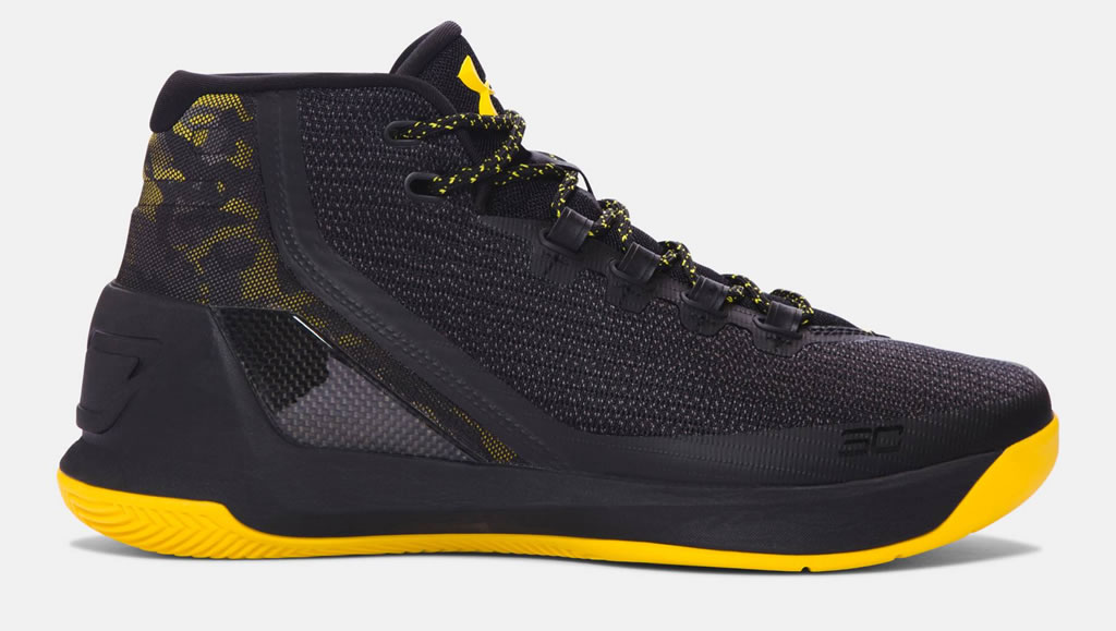 Taxi Curry 3 Basketball Shoes For Men by UA