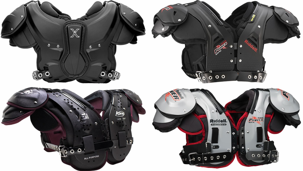 Top 22 Best Football Shoulder Pads For Adults