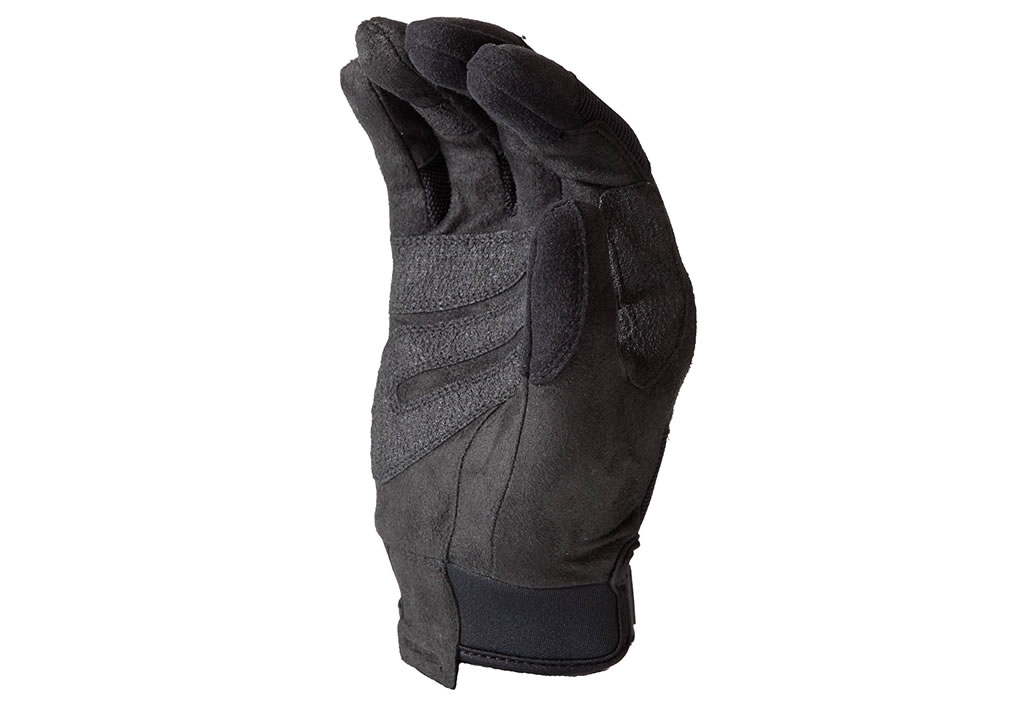Touchscreen Hard Knuckle Tactical Gloves by HWI Gear
