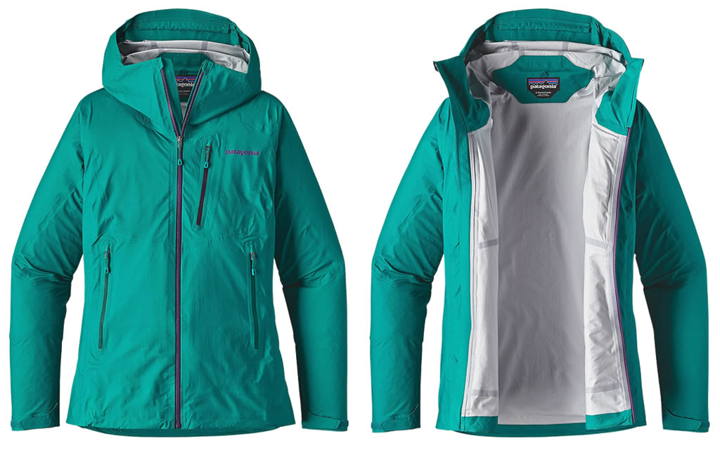 Women's M10 Shell Jacket by Patagonia