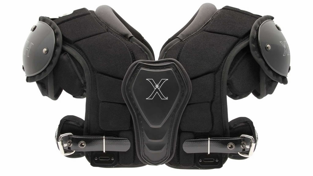 Xenith Xflexion Apex Adult Football Shoulder Pads