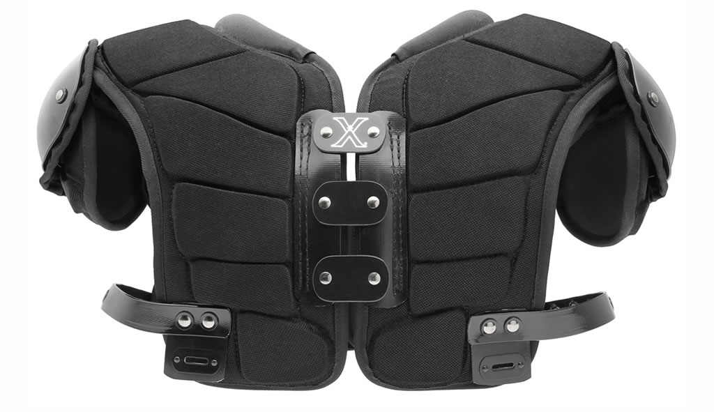 Xflexion Apex Adult Football Shoulder Pads by Xenith
