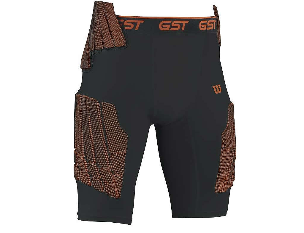 Youth GST Padded Compression Short By Wilson