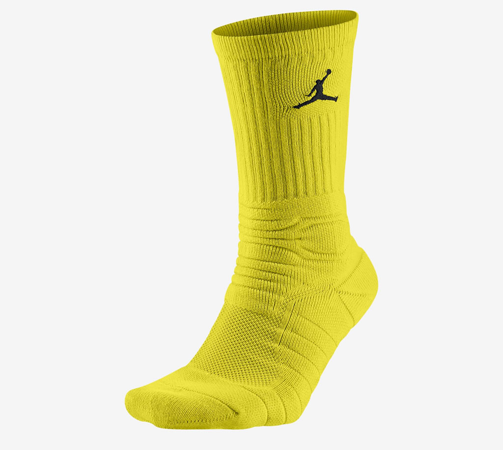 ultimate Flight Crew Jordan socks for men
