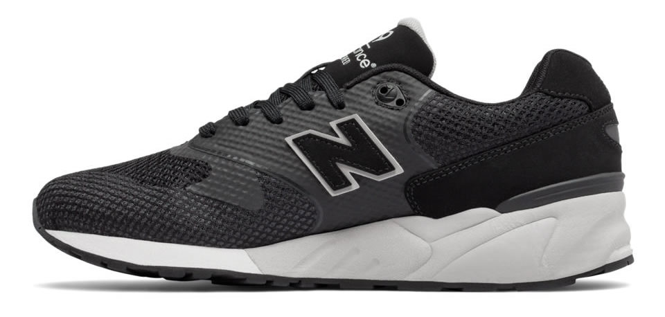 Black 999 Re-Engineered Kicks By New Balance