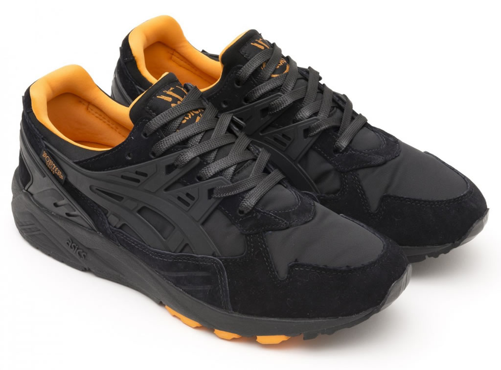 Bomber Jacket Inspired GEL Kayano Trainer By Asics x Porter