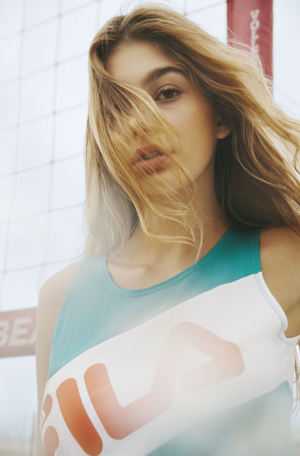 Bra, FILA and Urban Outfitters Women's Capsule