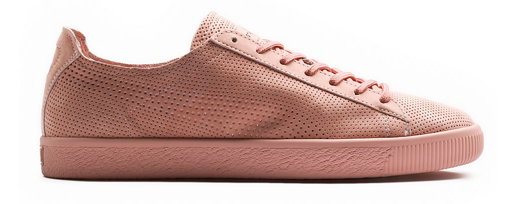 Cameo Clyde shoe by PUMA X STAMPD , Side