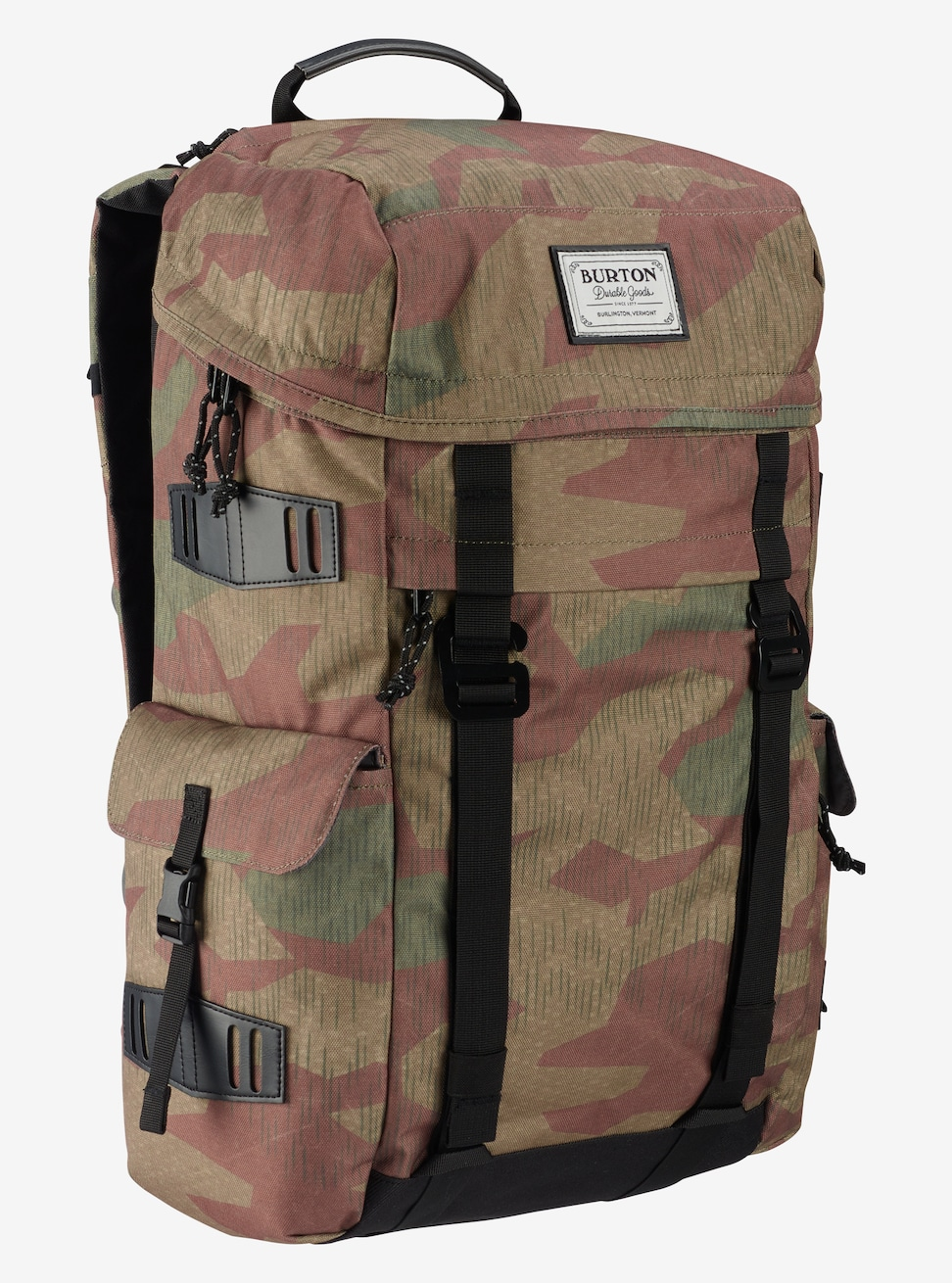Camo Print Annex travel backpack by Burton