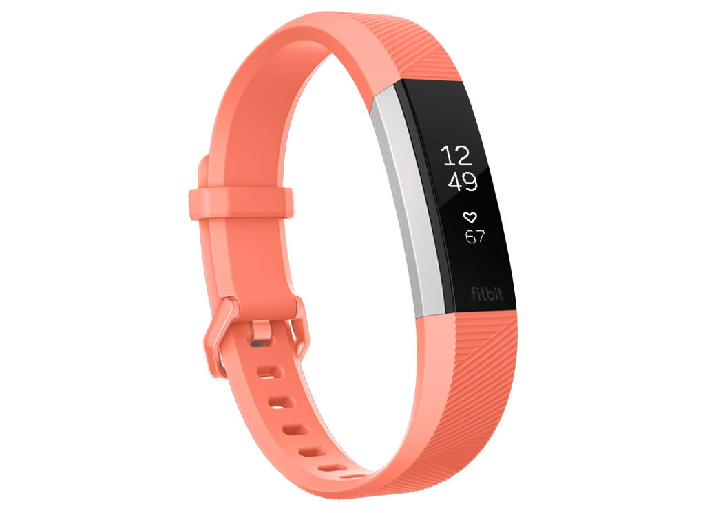 Coral Fitness Alta HR Wristband by Fitbit