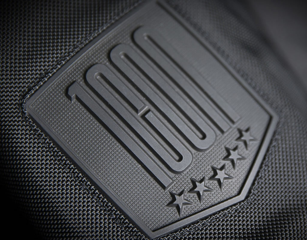 Detail. Basehawk Motorcycle Jacket By ICON 1000