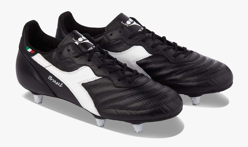 Diadora Leather Soccer Cleats