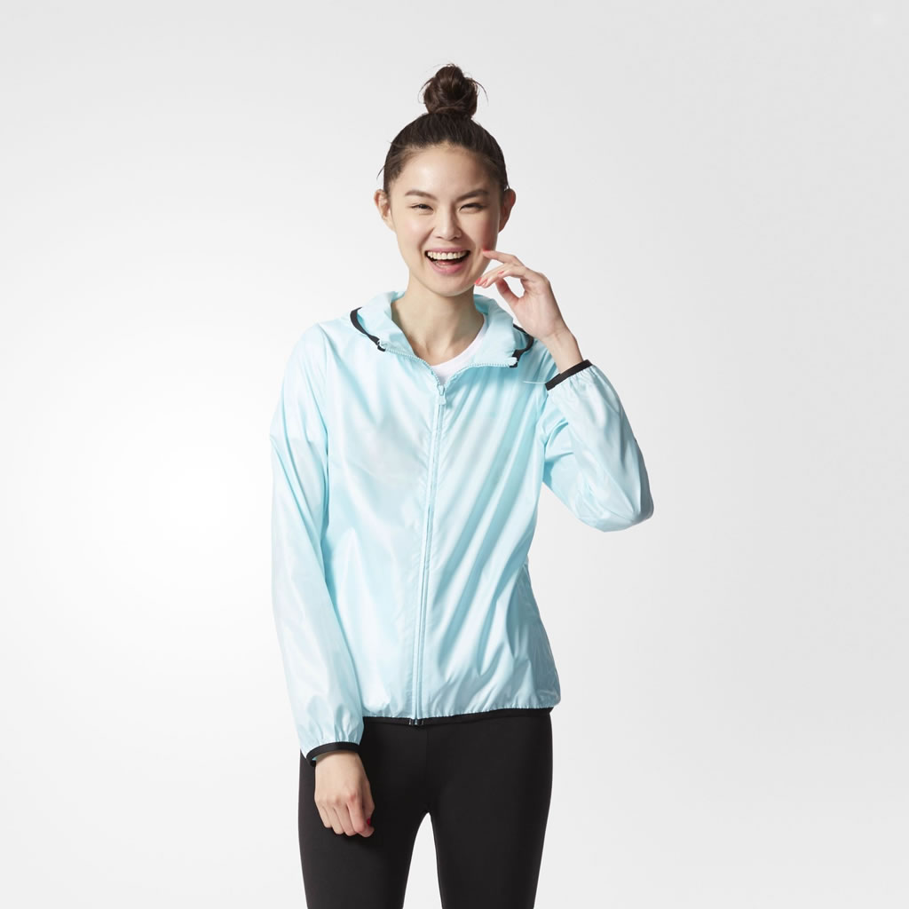 Essential Windbreaker For Women By Adidas Neo