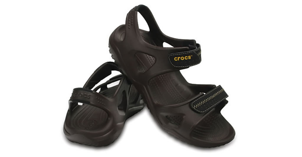 Expresso Men's Swiftwater River Sandals By Crocs