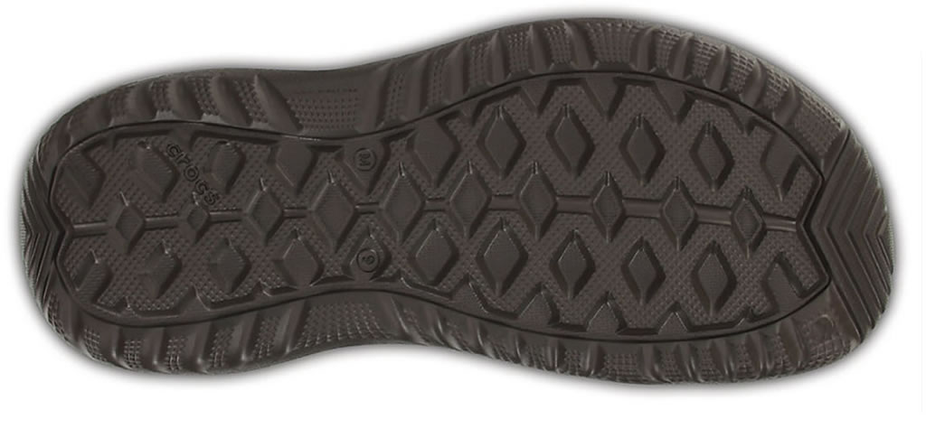 Expresso Swiftwater River Sandals For Men By Crocs, Sole
