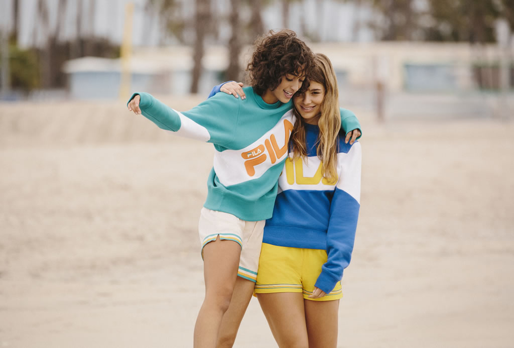 FILA and Urban Outfitters Sailing-Inspired Capsule