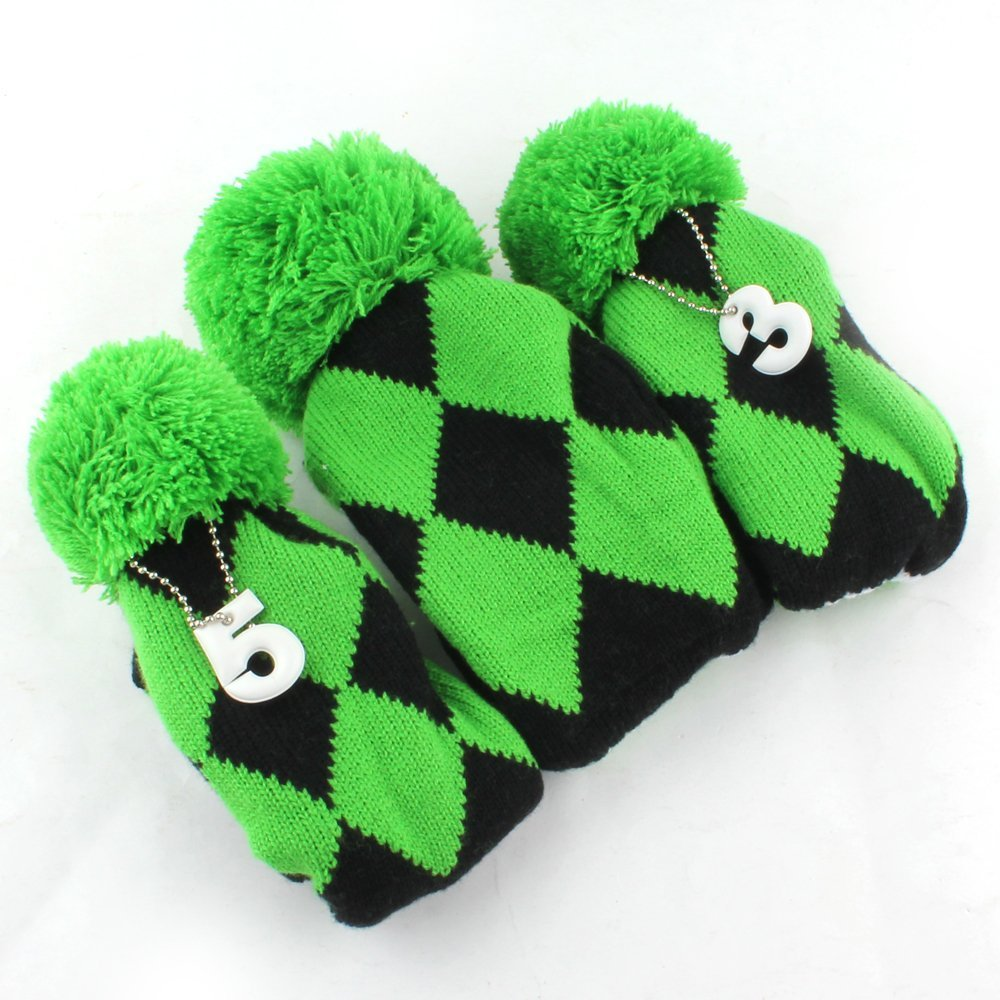 Golf Club Knit Head Cover