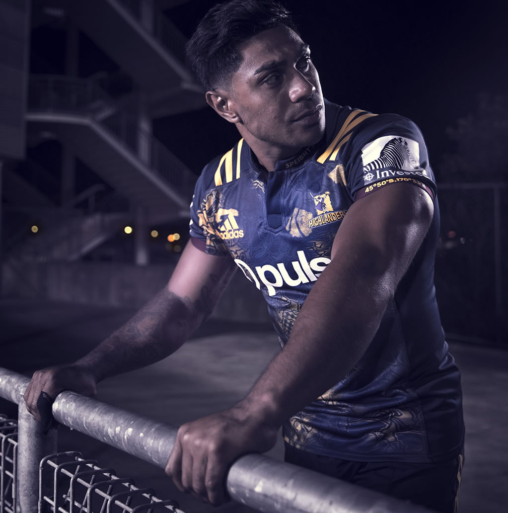 Highlanders Jersey Super Rugby Jerseys By Adidas