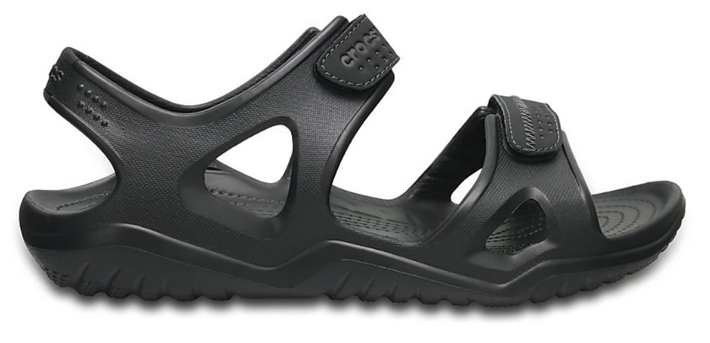 Men's Swiftwater River Sandals by Crocs, Side