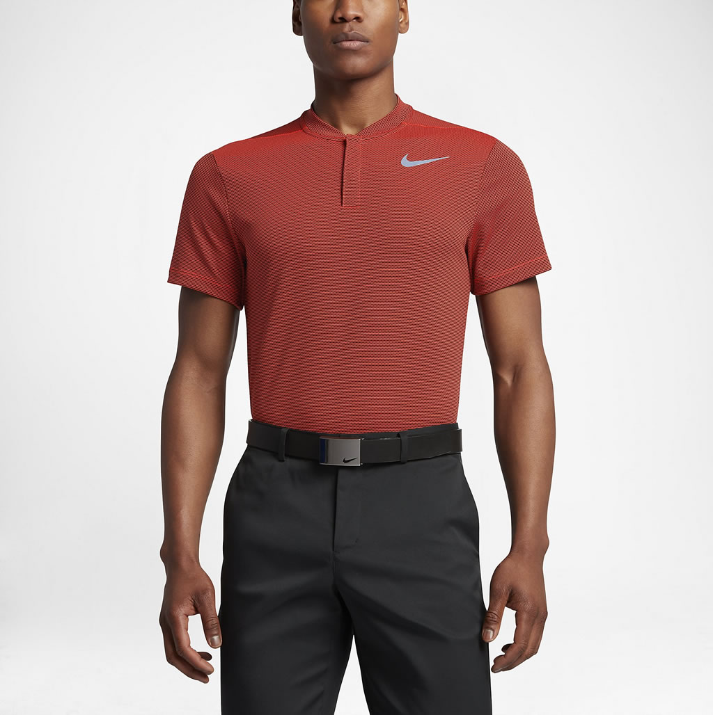 Nike AeroReact Men's Slim Fit Golf Polo