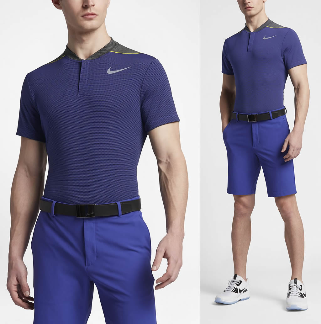 Nike Slim Fit Golf Polo for Men