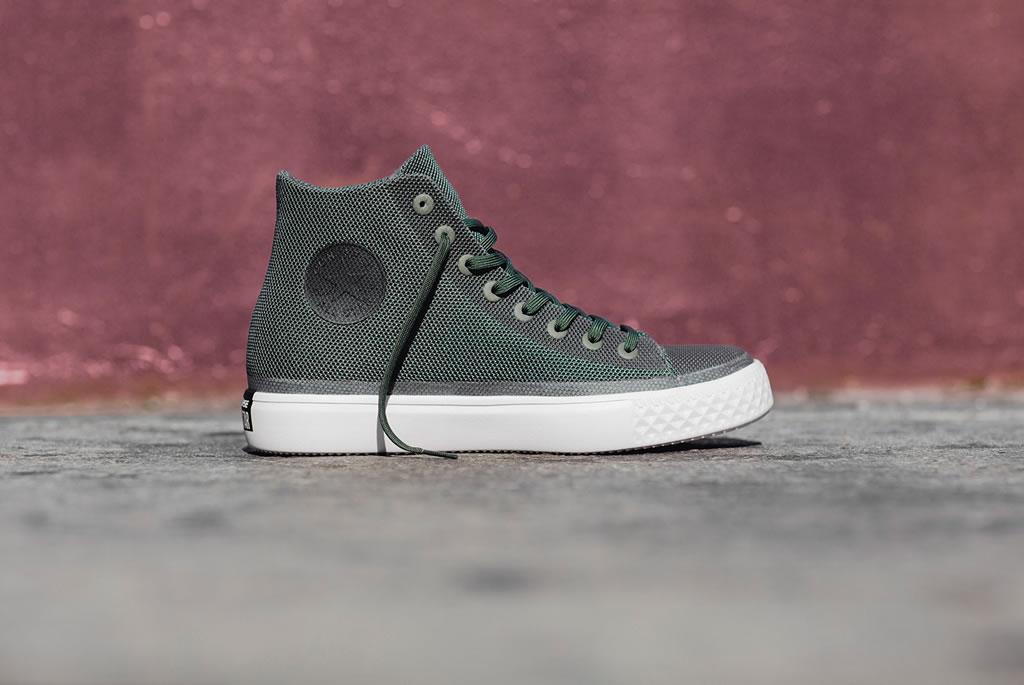 Olive Chuck Modern Shoe By Converse Colors Collection