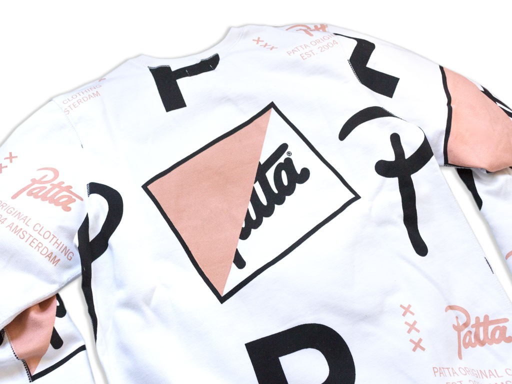 Patta Men's Crewneck Sweater
