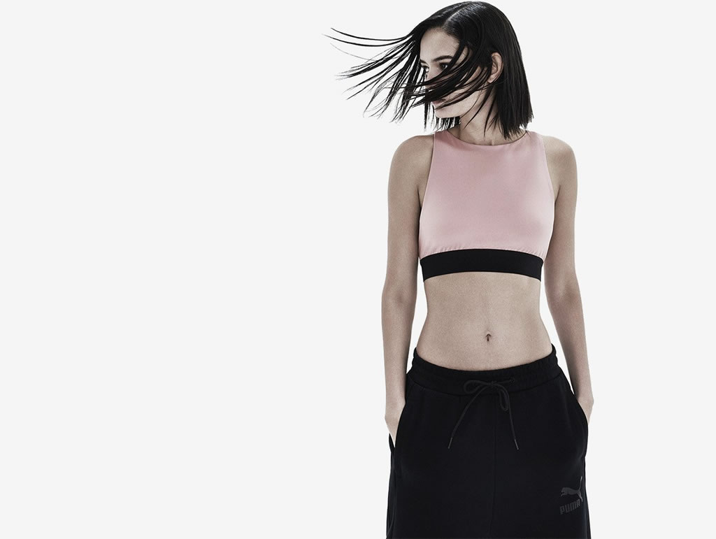 Puma x Stampd Spring Summer 17 Lookbook, Sport Bra