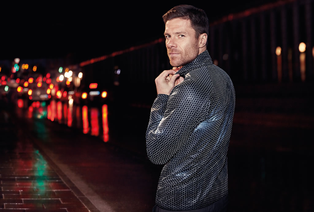 Reflective jacket , Campaign By Porsche Design Sport By Adidas