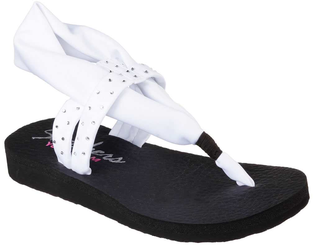 SKECHERS Meditation - Shooting Star Sandal for Women