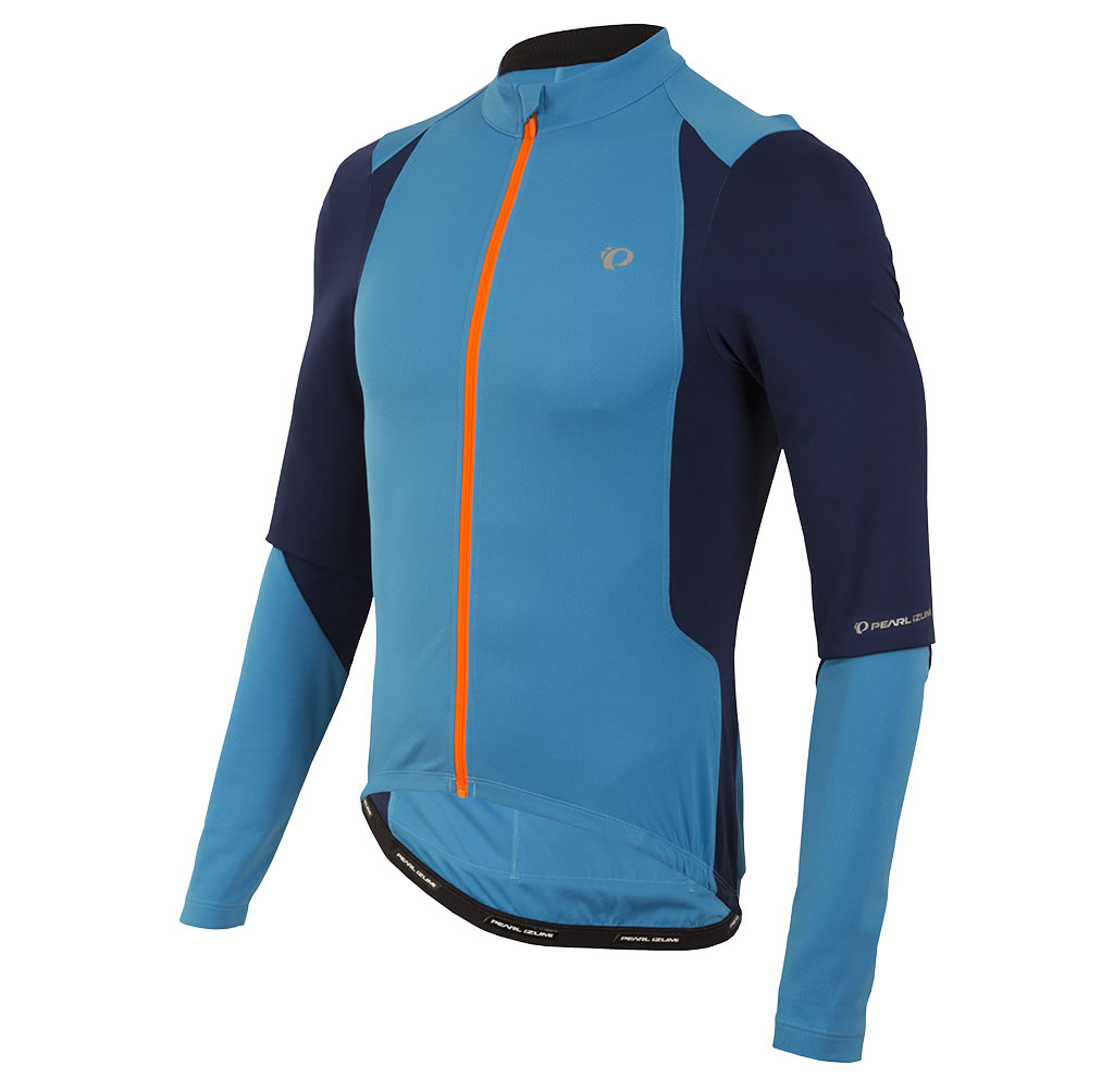 Select Pursuit Long Sleeve Jersey By Pearl Izumi