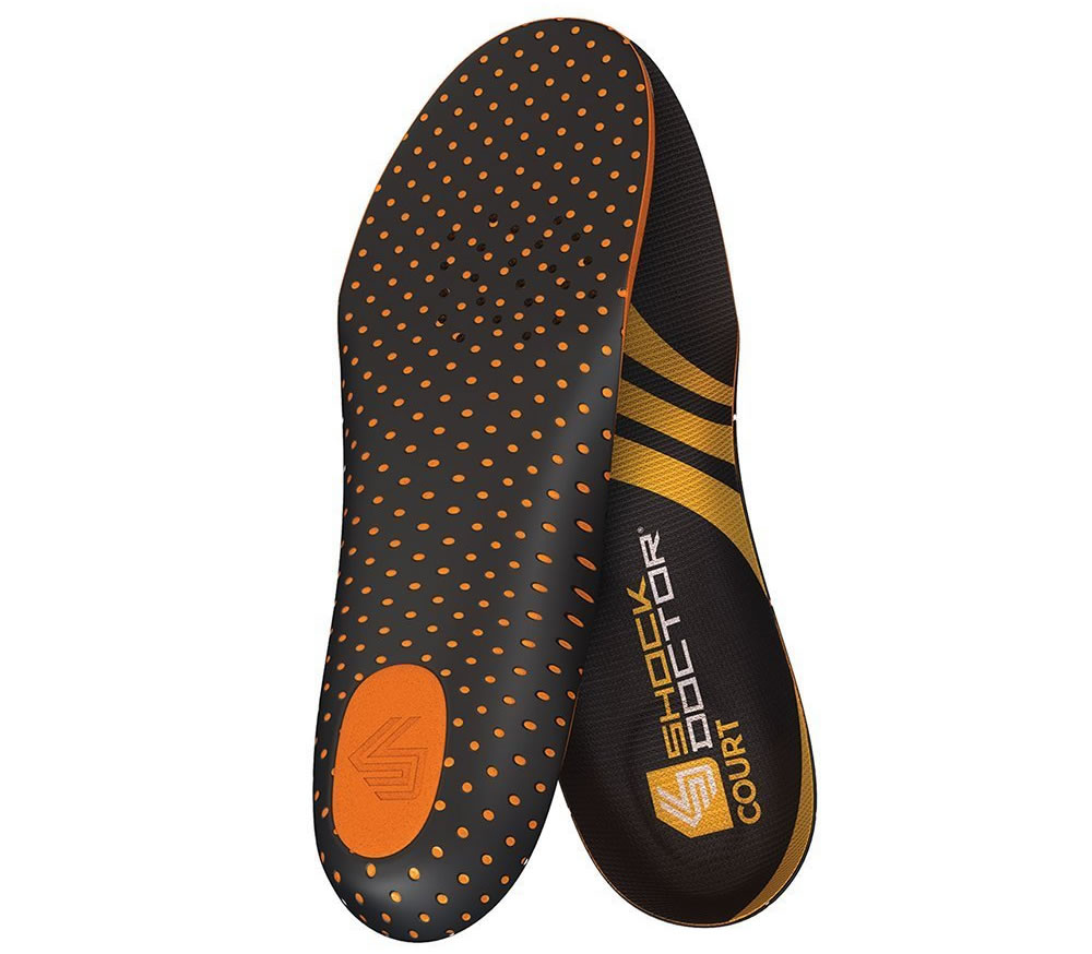 Shock Doctor Court Insole for Basketball