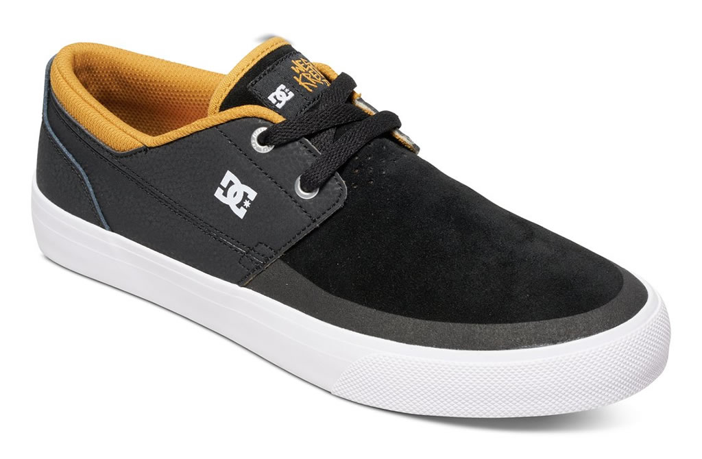 Skateboarding shoes for men by DC