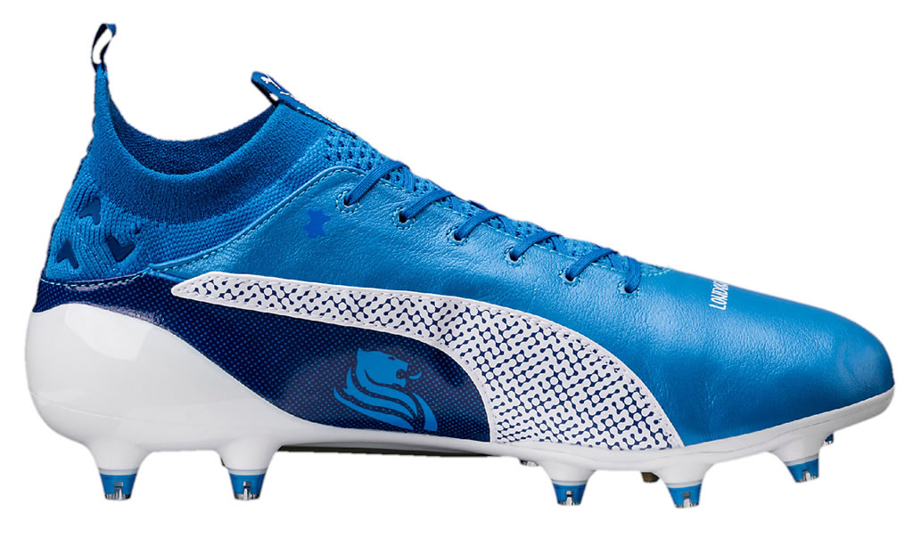 Soccer cleat for men by Puma