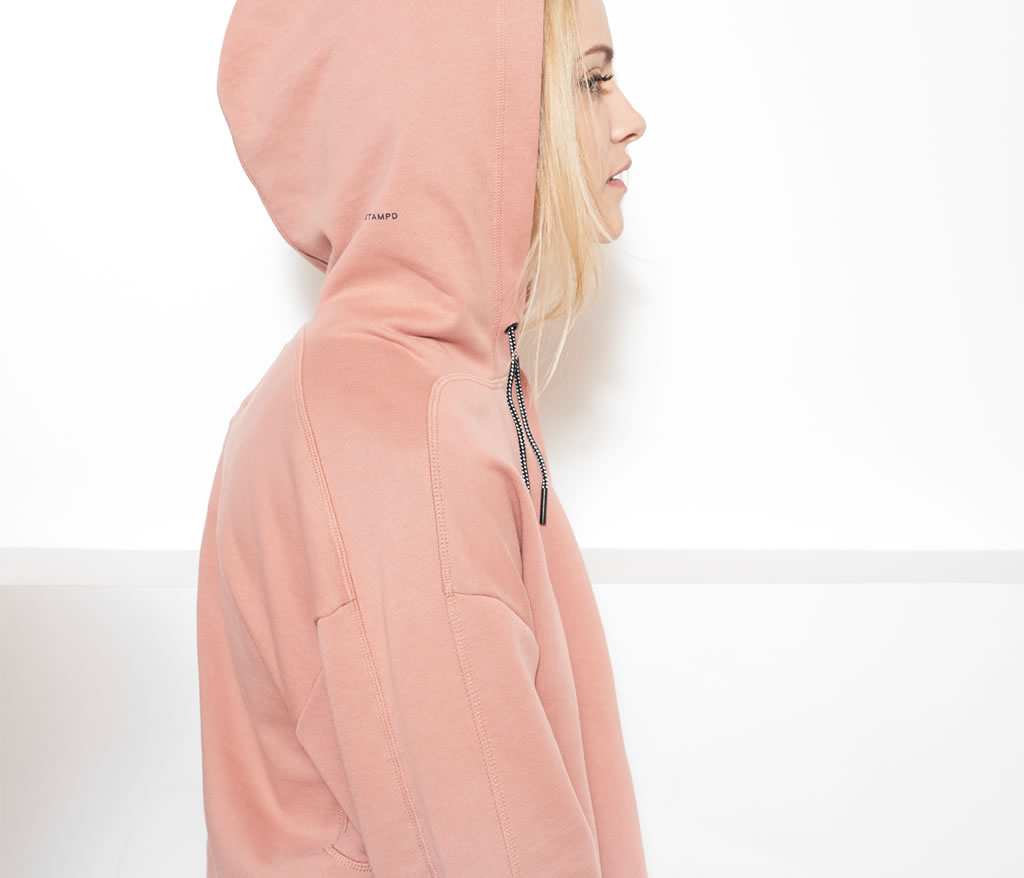 Spring Summer 17 Lookbook By Puma x Stampd, Cameo Hoody