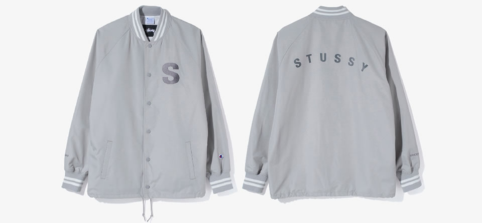 Stussy x Champion Baseball-Inspired Capsule Collection
