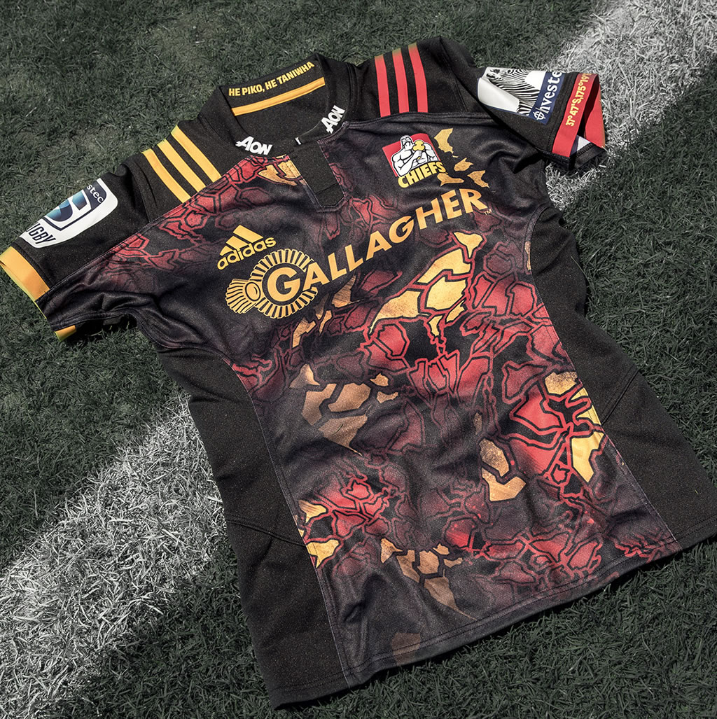 Super Rugby Jerseys By Adidas, Black Jersey