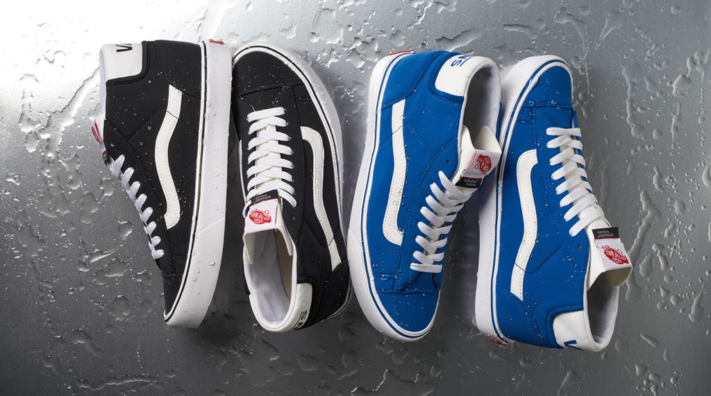 Vans Vault x Schoeller Footwear Collection